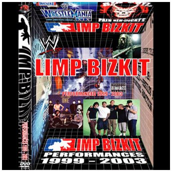 <img class='new_mark_img1' src='//img.shop-pro.jp/img/new/icons24.gif' style='border:none;display:inline;margin:0px;padding:0px;width:auto;' />LIMP BIZKIT - PERFORMANCES 1999 - 2003 DVD