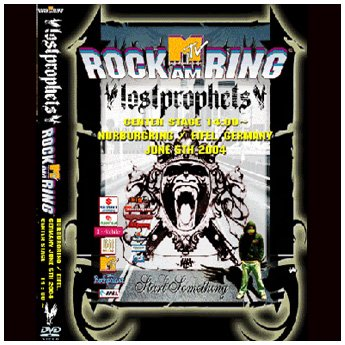 <img class='new_mark_img1' src='https://img.shop-pro.jp/img/new/icons24.gif' style='border:none;display:inline;margin:0px;padding:0px;width:auto;' />LOSTPROPHETS - ROCK AM RING FESTIVAL GERMANY JUNE 5TH 2004 DVD