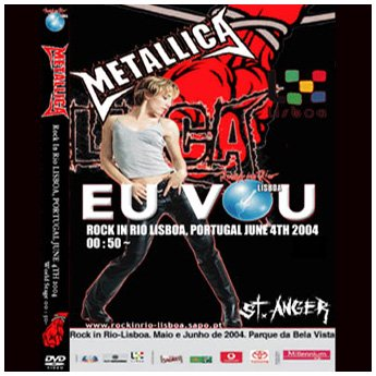 <img class='new_mark_img1' src='//img.shop-pro.jp/img/new/icons24.gif' style='border:none;display:inline;margin:0px;padding:0px;width:auto;' />METALLICA - ROCK IN RIO LISBOA PORTUGAL JUNE 4TH 2004 DVD