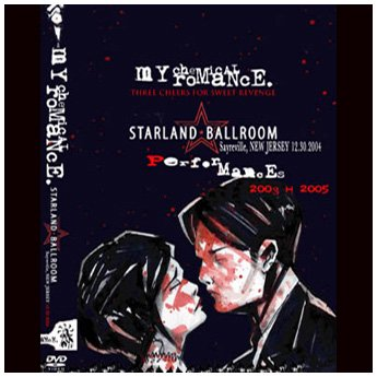 <img class='new_mark_img1' src='//img.shop-pro.jp/img/new/icons24.gif' style='border:none;display:inline;margin:0px;padding:0px;width:auto;' />MY CHEMICAL ROMANCE - STARLAND BALLROOM 12.30.2004 DVD