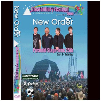 <img class='new_mark_img1' src='https://img.shop-pro.jp/img/new/icons24.gif' style='border:none;display:inline;margin:0px;padding:0px;width:auto;' />NEW ORDER - GLASTONBURY FESTIVAL JUNE 25TH 2005 DVD