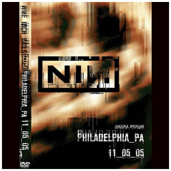 <img class='new_mark_img1' src='//img.shop-pro.jp/img/new/icons24.gif' style='border:none;display:inline;margin:0px;padding:0px;width:auto;' />NINE INCH NAILS - PHILADELPHIA NOVEMBER 05TH 2005 DVD