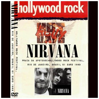 <img class='new_mark_img1' src='//img.shop-pro.jp/img/new/icons24.gif' style='border:none;display:inline;margin:0px;padding:0px;width:auto;' />NIRVANA - HOLLYWOOD ROCK FESTIVAL RIO 1993 DVD