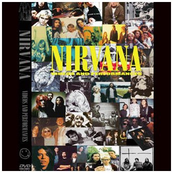 NIRVANA - VIDEOS AND PERFORMANCES DVD