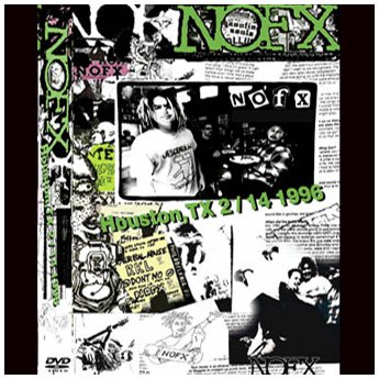 NOFX - HOUSTON, TX 2.14.1996 DVD