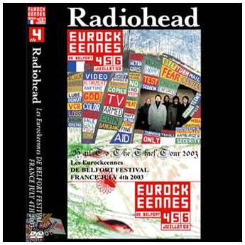 <img class='new_mark_img1' src='https://img.shop-pro.jp/img/new/icons24.gif' style='border:none;display:inline;margin:0px;padding:0px;width:auto;' />RADIOHEAD - DE BELFORT FESTIVAL JULY 4TH 2003 DVD