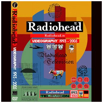 <img class='new_mark_img1' src='https://img.shop-pro.jp/img/new/icons24.gif' style='border:none;display:inline;margin:0px;padding:0px;width:auto;' />RADIOHEAD - VIDEOGRAPHY 1993 - 2005 DVD