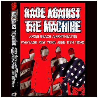 <img class='new_mark_img1' src='//img.shop-pro.jp/img/new/icons24.gif' style='border:none;display:inline;margin:0px;padding:0px;width:auto;' />RAGE AGAINST THE MACHINE - JONES BEACH WANTAGH NY JUNE 11TH 1999 DVD