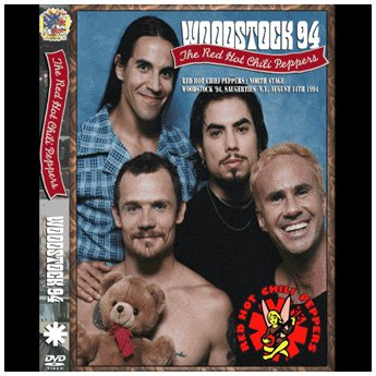<img class='new_mark_img1' src='//img.shop-pro.jp/img/new/icons24.gif' style='border:none;display:inline;margin:0px;padding:0px;width:auto;' />RED HOT CHILI PEPPERS - WOODSTOCK SAUGERTIES, NY. AUGUST 14TH 1994 DVD