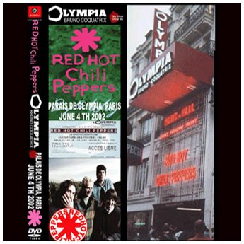 <img class='new_mark_img1' src='//img.shop-pro.jp/img/new/icons24.gif' style='border:none;display:inline;margin:0px;padding:0px;width:auto;' />RED HOT CHILI PEPPERS - PARIS OLYNPIA JUNE 4TH 2002 DVD