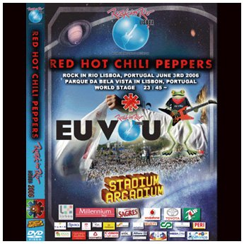 <img class='new_mark_img1' src='https://img.shop-pro.jp/img/new/icons24.gif' style='border:none;display:inline;margin:0px;padding:0px;width:auto;' />RED HOT CHILI PEPPERS - ROCK IN RIO LISBOA JUNE 3RD 2006 DVD