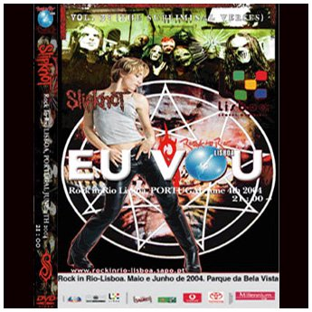 <img class='new_mark_img1' src='//img.shop-pro.jp/img/new/icons24.gif' style='border:none;display:inline;margin:0px;padding:0px;width:auto;' />SLIPKNOT - ROCK IN RIO LISBOA PORTUGAL JUNE 4TH 2004 DVD
