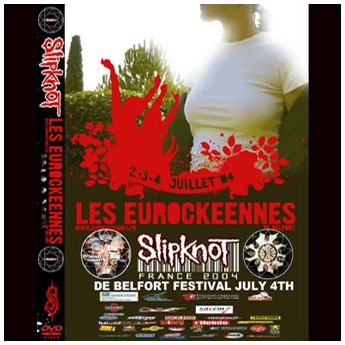 <img class='new_mark_img1' src='https://img.shop-pro.jp/img/new/icons24.gif' style='border:none;display:inline;margin:0px;padding:0px;width:auto;' />SLIPKNOT - DE BELFORT FESTIVAL JULY 4TH 2004 DVD