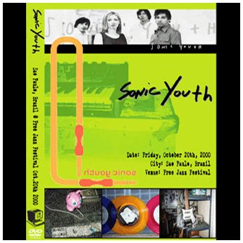 <img class='new_mark_img1' src='//img.shop-pro.jp/img/new/icons24.gif' style='border:none;display:inline;margin:0px;padding:0px;width:auto;' />SONIC YOUTH - FREE JAZZ FESTIVAL BRAZIL 10.20.2000 DVD