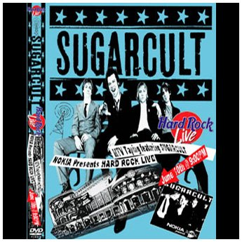 <img class='new_mark_img1' src='//img.shop-pro.jp/img/new/icons24.gif' style='border:none;display:inline;margin:0px;padding:0px;width:auto;' />SUGARCULT - HARD ROCK LIVE OORLANDO, FL. 6.10.2004 DVD
