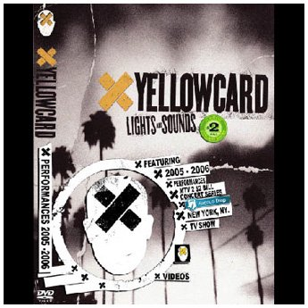<img class='new_mark_img1' src='https://img.shop-pro.jp/img/new/icons24.gif' style='border:none;display:inline;margin:0px;padding:0px;width:auto;' />YELLOWCARD - PERFORMACES 2005 - 2006 DVD