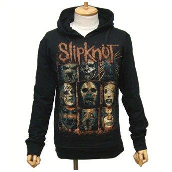 SLIPKNOT - SULPHER HOODED SWEATSHIRT