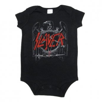 SLAYER - BLACK EAGLE BABY ONESIE