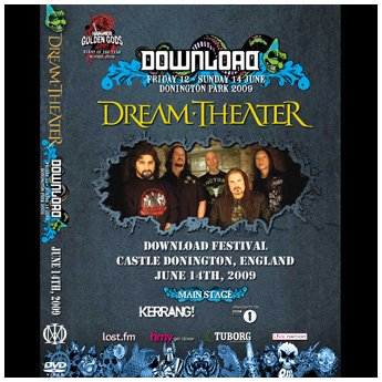 <img class='new_mark_img1' src='//img.shop-pro.jp/img/new/icons24.gif' style='border:none;display:inline;margin:0px;padding:0px;width:auto;' />DREAM THEATER / DOWNLOAD FESTIVAL JUNE 14TH 2009 DVD