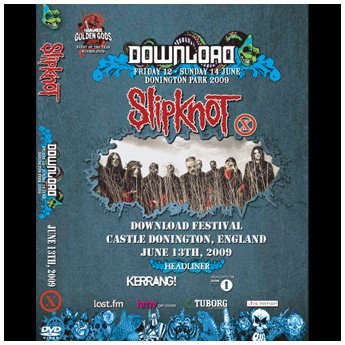<img class='new_mark_img1' src='https://img.shop-pro.jp/img/new/icons24.gif' style='border:none;display:inline;margin:0px;padding:0px;width:auto;' />SLIPKNOT - DOWNLOAD FESTIVAL JUNE 12TH 2009 DVD