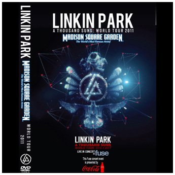 <img class='new_mark_img1' src='https://img.shop-pro.jp/img/new/icons24.gif' style='border:none;display:inline;margin:0px;padding:0px;width:auto;' />LINKIN PARK - MADISON SQUARE GARDEN FEBRUARY 4TH 2011 DVD