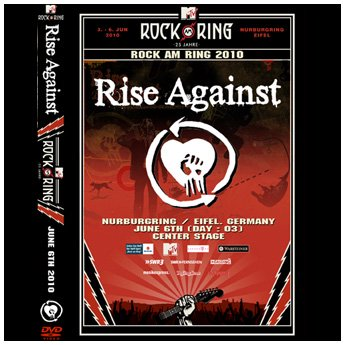 <img class='new_mark_img1' src='https://img.shop-pro.jp/img/new/icons24.gif' style='border:none;display:inline;margin:0px;padding:0px;width:auto;' />RISE AGAINST - ROCK AM RING GERMANY JUNE 6TH 2010 DVD