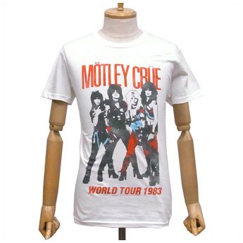 MOTLEY CRUE - VINTAGE WORLD TOUR