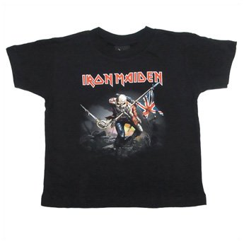 <img class='new_mark_img1' src='https://img.shop-pro.jp/img/new/icons57.gif' style='border:none;display:inline;margin:0px;padding:0px;width:auto;' />IRON MAIDEN - THE TROOPER TODDLER
