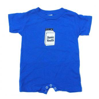 SONIC YOUTH - WASHING MACHINE BABY ONESIE