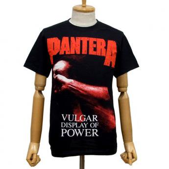 PANTERA - RED VULGAR DISPLAY
