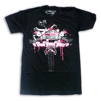 BLEEDING STAR CLOTHING - PINK CADDY