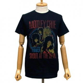 MOTLEY CRUE - VINTAGE SHOUT AT THE DEVIL