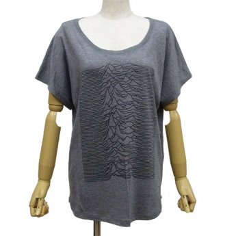 JOY DIVISION - UNKNOWN PLEASURES DOLMAN SLEEVED GIRLS