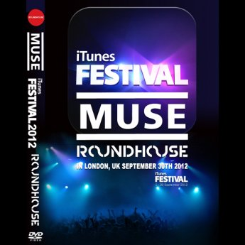 <img class='new_mark_img1' src='https://img.shop-pro.jp/img/new/icons24.gif' style='border:none;display:inline;margin:0px;padding:0px;width:auto;' />MUSE - iTunes FESTIVAL ROUNDHOUSE LONDON, UK. SEPTEMBER 30TH 2012 DVD