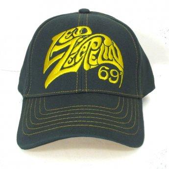 Led Zeppelin 69 Logo Baseball Cap