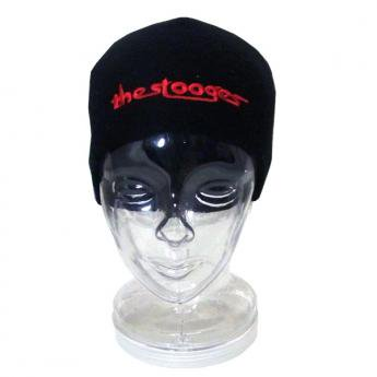 IGGY & THE STOOGES - RED LOGO KNIT CAP