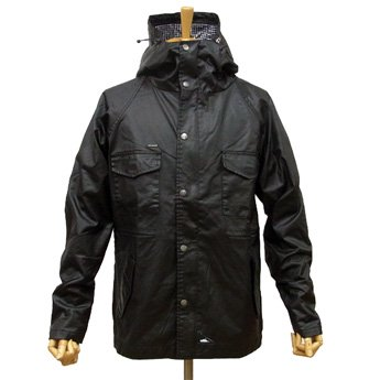 <img class='new_mark_img1' src='//img.shop-pro.jp/img/new/icons24.gif' style='border:none;display:inline;margin:0px;padding:0px;width:auto;' />ATTICUS CLOTHING -  LUXA HOODED WAXED DENIM JACKET