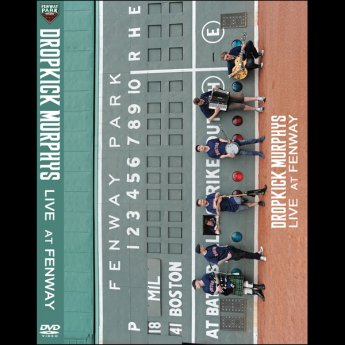 <img class='new_mark_img1' src='//img.shop-pro.jp/img/new/icons24.gif' style='border:none;display:inline;margin:0px;padding:0px;width:auto;' />DROPKICK MURPHYS - LIVE AT FENWAY SEPTEMBER 9TH 2011 DVD