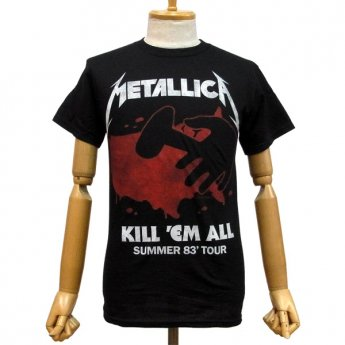 METALLICA - KILL EM ALL 83 TOUR