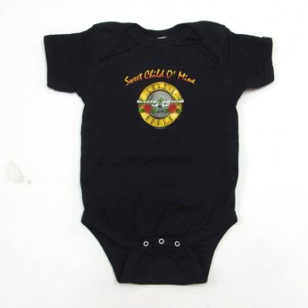 GUNS N' ROSES - SWEET CHILD BABY ONESIE