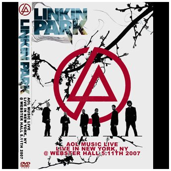 <img class='new_mark_img1' src='https://img.shop-pro.jp/img/new/icons24.gif' style='border:none;display:inline;margin:0px;padding:0px;width:auto;' />LINKIN PARK - WEBSTER HALL NEW YORK, NY 5.11.2007 DVD