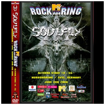 <img class='new_mark_img1' src='https://img.shop-pro.jp/img/new/icons24.gif' style='border:none;display:inline;margin:0px;padding:0px;width:auto;' />SOULFLY - ROCK AM RING FESTIVAL GERMANY JUNE 3RD 2006 DVD