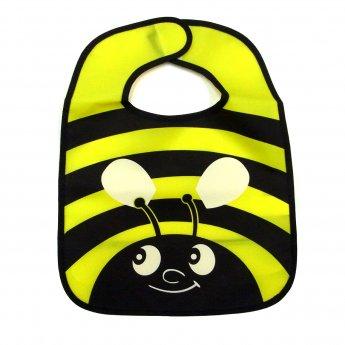 BABY BIB - BEE VINYL