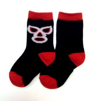 KIDS CREW SOCKS - WRESTLER