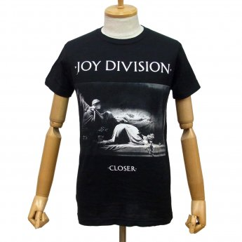 JOY DIVISION - CLOSER BLACK