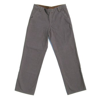 ATTICUS CLOTHING - WORKERS STRAIGHT LEG CHARCOAL PANTS