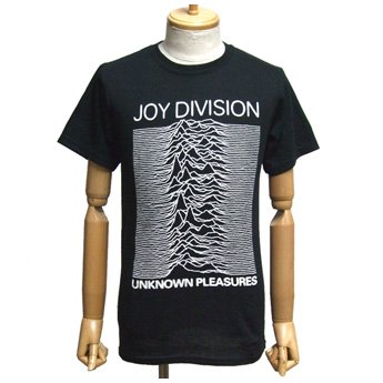JOY DIVISION - BIG UNKNOWN PLEASURES
