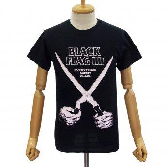 BLACK FLAG - EVERYTHING WENT BLACK PINK PRINT