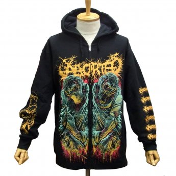 ABORTED - SURGICAL ZIP-UP HOODED SWEATSHIRT