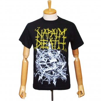 NAPALM DEATH - CHAOS
